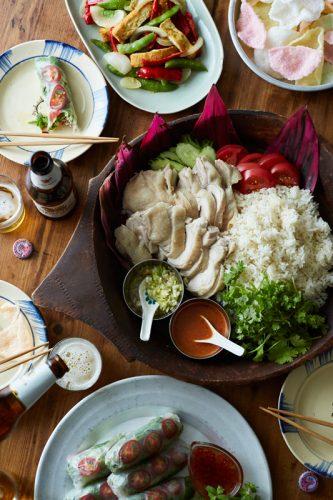 ホムパにおいでよ_タイ料理