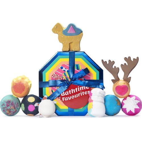 【クリスマスコフレ2019】LUSH(ラッシュ)/クリスマス バスタイム フェイバリット