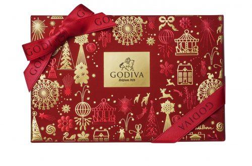 ゴディバ クリスマス