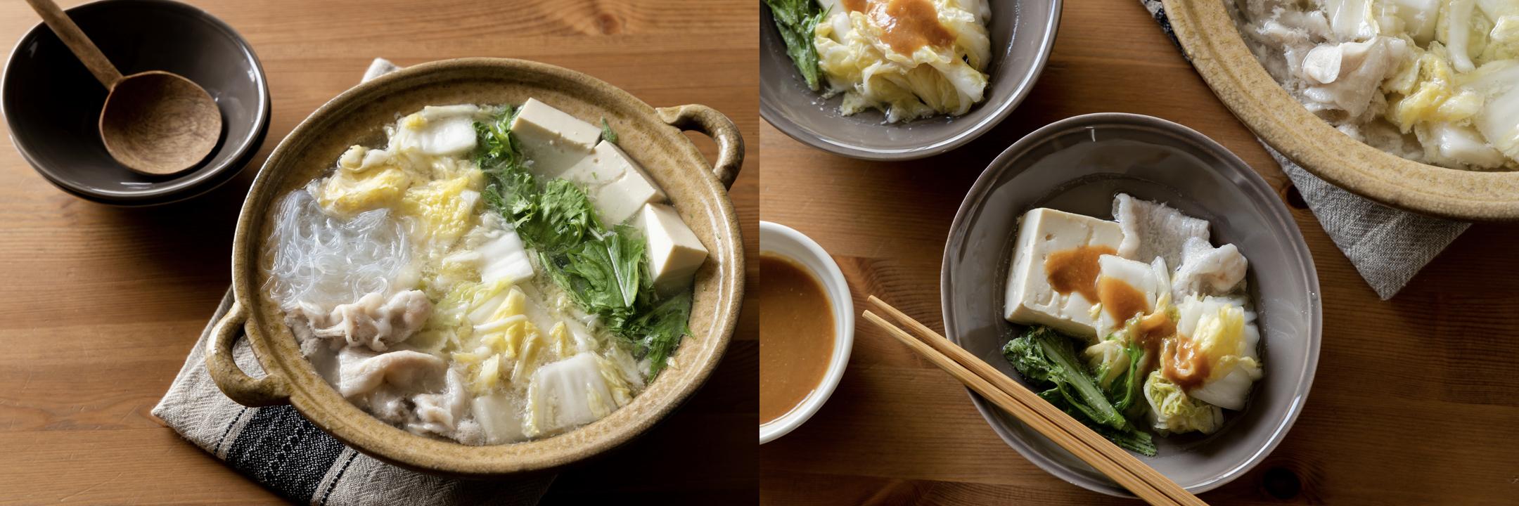 2位 白菜の発酵鍋