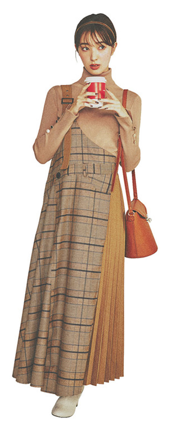 アシメスカート&ワンピをデートで浮かずに着てみる5STYLE『自分も着たいアシメ服、彼も喜んでくれたら、よりデートが盛り上がる♡ ということで、デートにぴったりなSTYLEをご提案!』