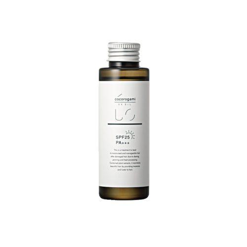 アピッシュ モノ ココロガミ ボタニカル UVオイル 100㎖[SPF25・25+++]¥2,000