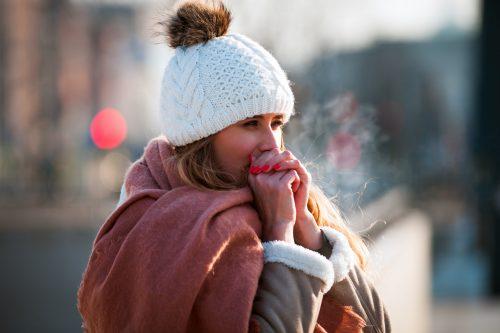 冷え込む朝の着替え問題
