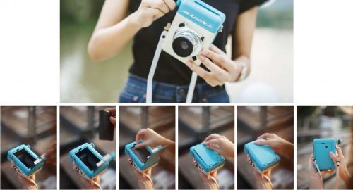 Escura instant camera 60s