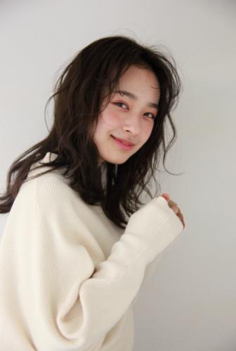 ■春のアンニュイ顔メイク