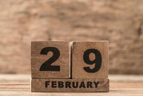 2月29日