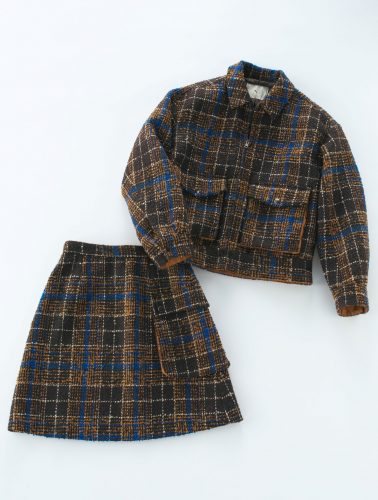 N. ジャケット スカート