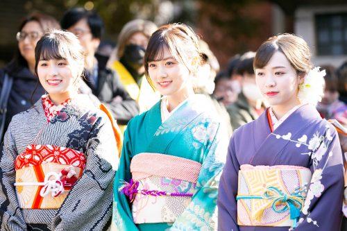乃木坂46成人式3