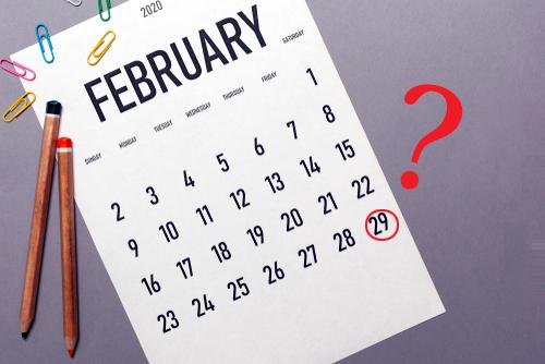 なぜ2月は少ないのか