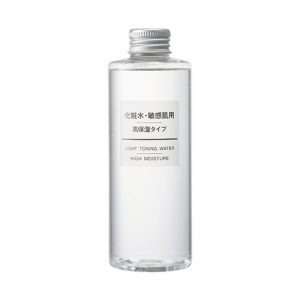 ■無印良品の化粧水で美肌をキープ♡