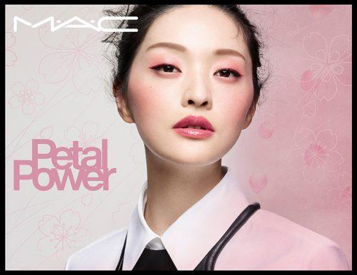 M・A・C スプリングカラーコレクション ペタル パワー