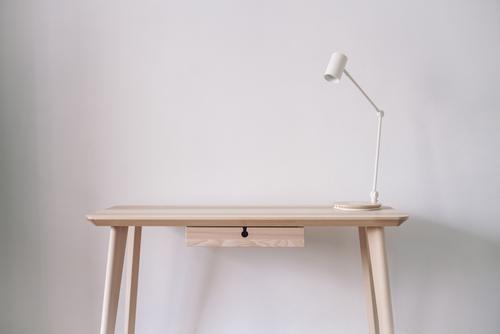 きれいな机