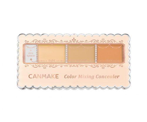 キャンメイク|カラーミキシングコンシーラー