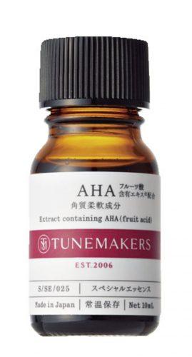 チューンメーカーズ AHA(フルーツ酸)含有エキス