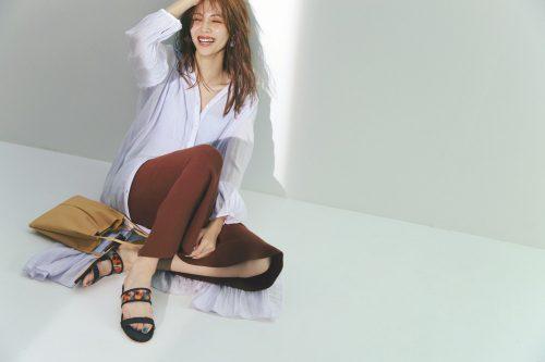 楓靴③ PVC使い/コーデ