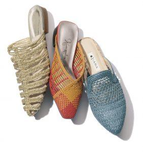 楓靴② ヴィンテージ風つっかけ/3選