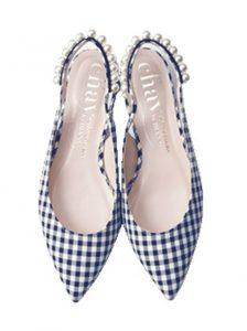 まいまい靴① 華やかディテール付き靴/拡大