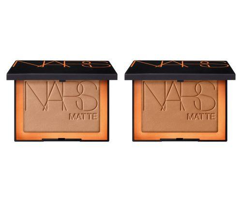 NARS マットブロンズパウダー 2色 各4,400円(税抜)