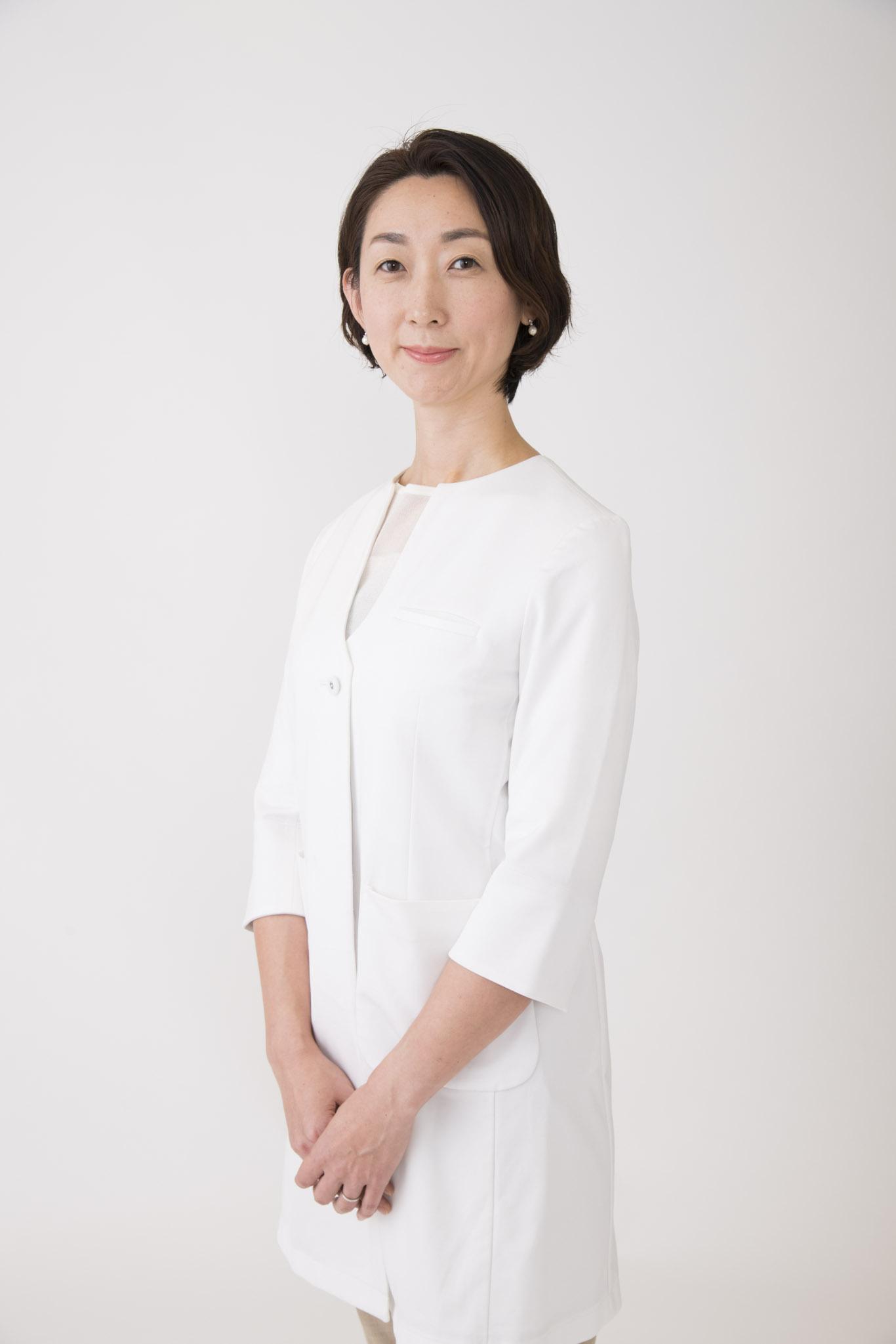山下あきこ先生の写真