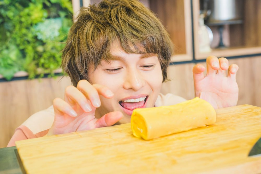 CanCam BOYS AND MEN ボイメン 小林豊 ゆーちゃむ ゆたクッキング レシピ だし巻き卵