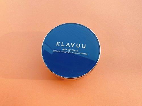 [14]KLAVUU(クラビュー)ブルーパールセーションアクアクッション