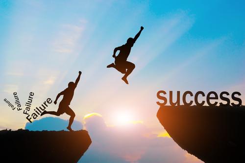 失敗は成功のもと