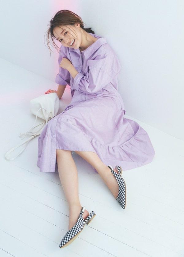 まいまいが履きたい春靴はこの6つ!『華やかディテール付きで足先まで女のコらしく♡』