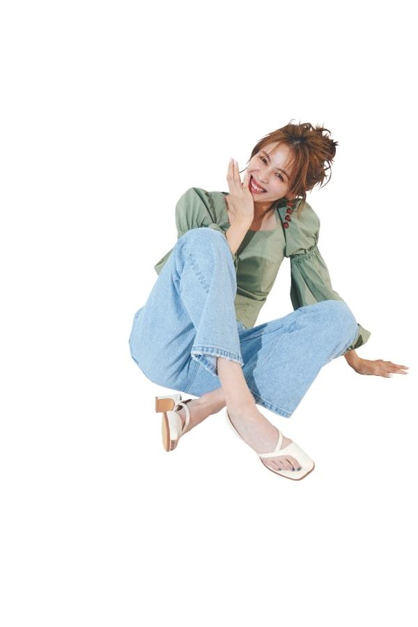 楓が履きたい春靴はこの6つ!『モードめホワイト靴がカジュアルスタイルを上級者っぽく仕上げるカギに』