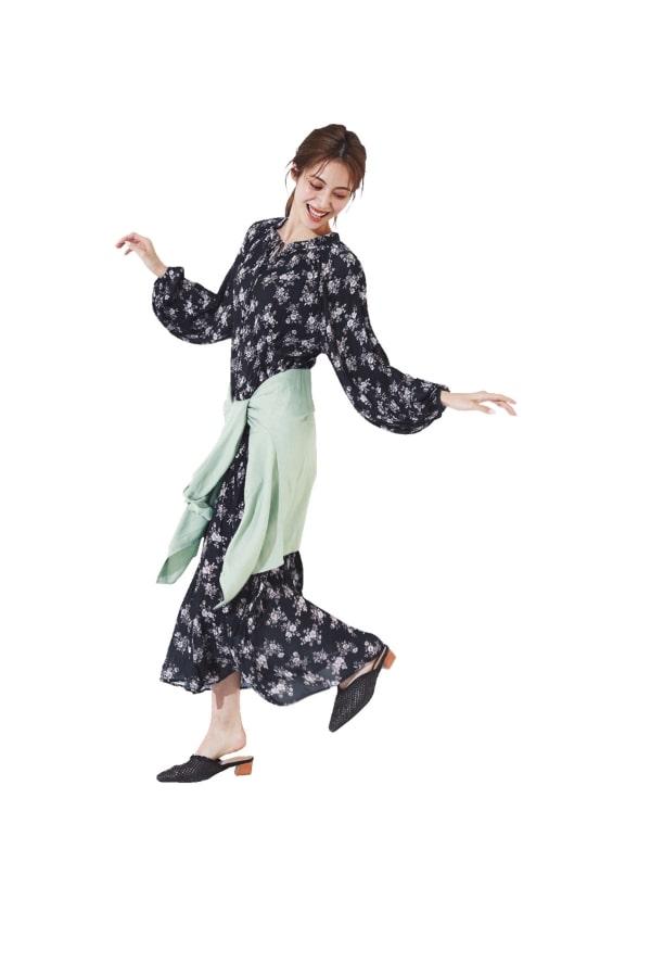 楓が履きたい春靴はこの6つ!『ヴィンテージ風つっかけはゆるっとワンピやロングスカート…旬アイテムと相性よすぎ』