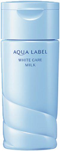 資生堂 アクアレーベル ホワイトケア ミルク