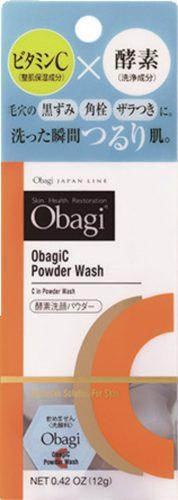 ロート製薬 オバジC 酵素洗顔パウダー
