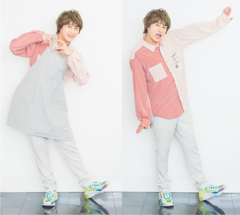 BOYS AND MEN ボイメン 小林豊 ゆたクッキング CanCam ゆたコーデ ファッション
