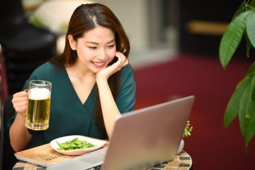 オンライン飲み会は有力な出会いの場! みんなが使ってるWEBツールは?