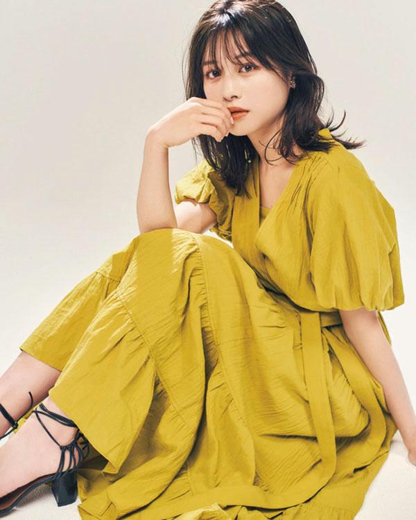 #ジゴ袖アイテム『クラシックで品のある雰囲気が好みのジゴ袖。シルエットが個性的なのもツボです♡ クラシックな雰囲気を壊さない、女っぽいスタイリングで着たいです♪』