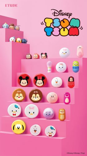 エチュード Tsum Tsum Collection「Awesome Party」