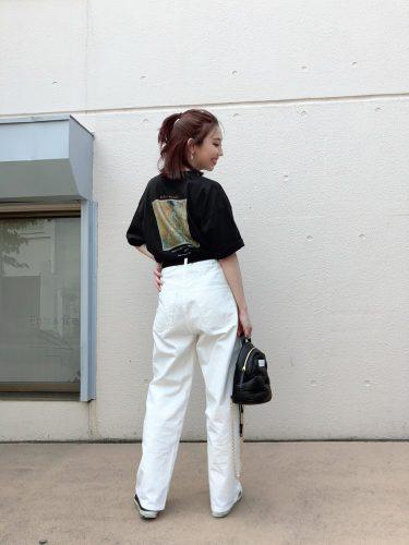 スタイリストの夏買いリスト♡レア感&着回せるグラフィックTシャツ4選【スタイリストたなべ連載Vol.31】
