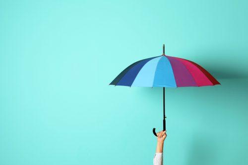 雨の日コーデ