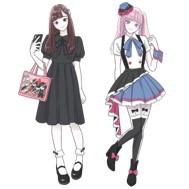 アニメマンガファッション