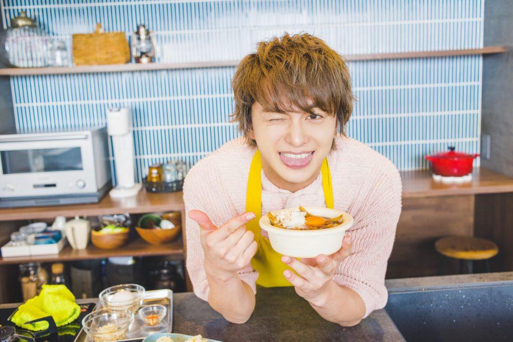 BOYS AND MEN ボイメン 小林豊 ゆーちゃむ ゆたクッキング レシピ CanCam  素麺 牛肉ごぼう アレンジ