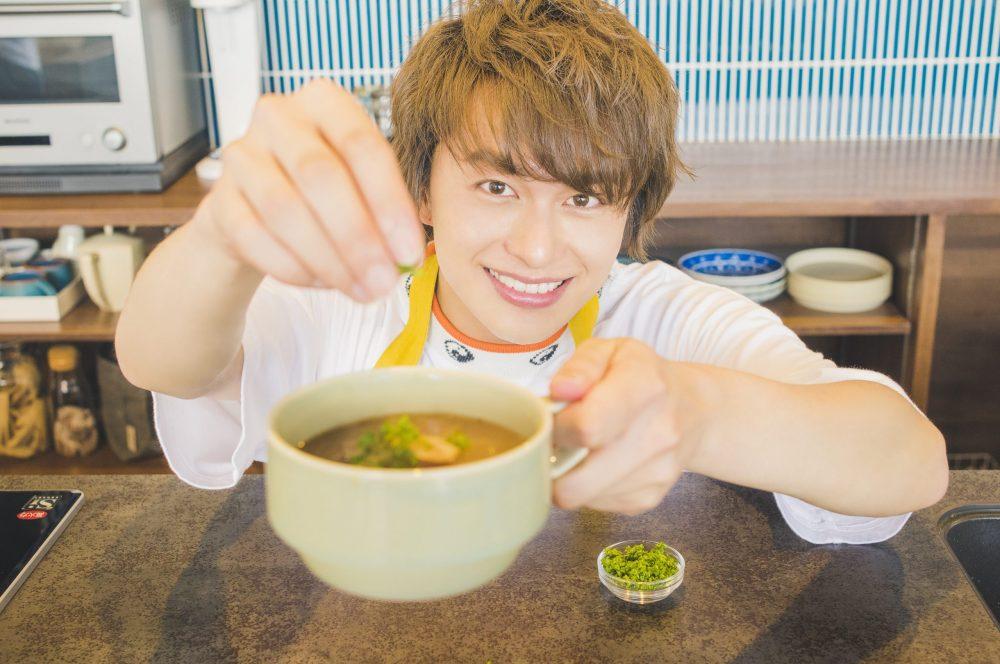 BOYS AND MEN ボイメン 小林豊 ゆーちゃむ ゆたクッキング レシピ CanCam  オニオンスープ