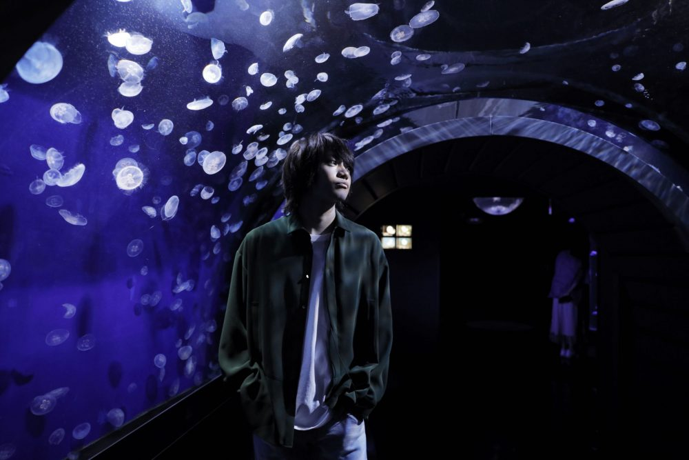 cancam 舞台俳優 10月号 佐藤流司 2.5次元 水族館