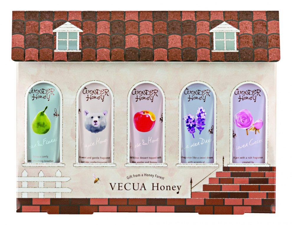 WONDER Honey(ワンダーハニー)/蜜蜂の森のハンドクリームギフト