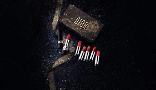 Dior(ディオール)/ルージュ ディオール クチュール セット〈ゴールデン ナイツ〉(¥20,500)