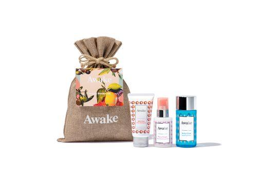 Awake(アウェイク)/アウェイク ホリデー スキンケア キット(¥5,000)