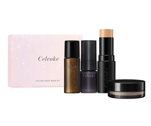 Celvoke(セルヴォーク)/セルヴォークホリデーベースメイクキット(¥5,300)