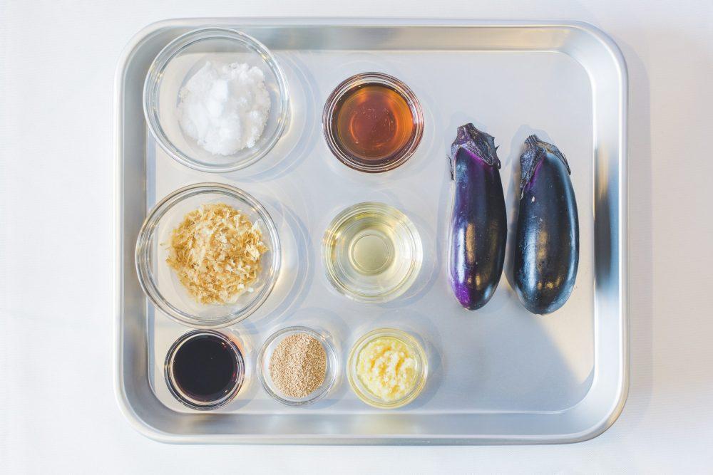 BOYS AND MEN ボイメン 小林豊 ゆたクッキング CanCam 和食 なすの煮浸し レシピ 材料