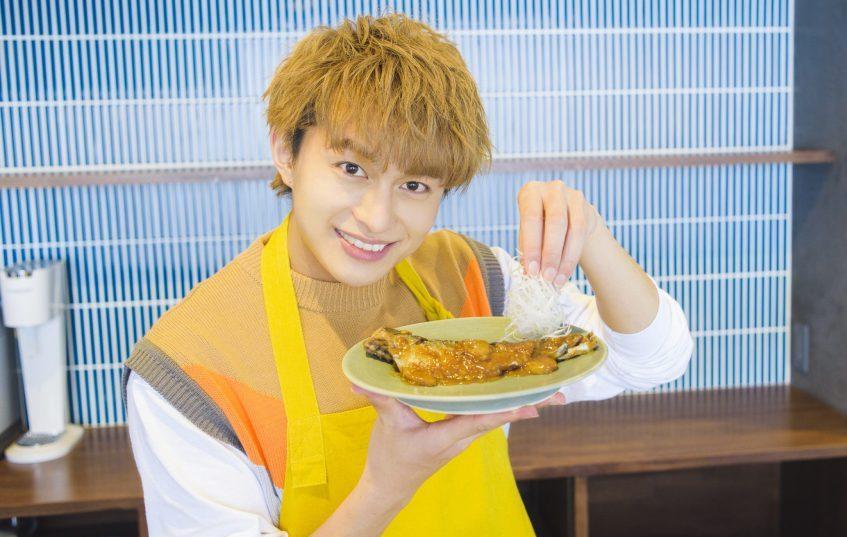 BOYS AND MEN ボイメン 小林豊 ゆたクッキング CanCam 和食 サバの味噌煮