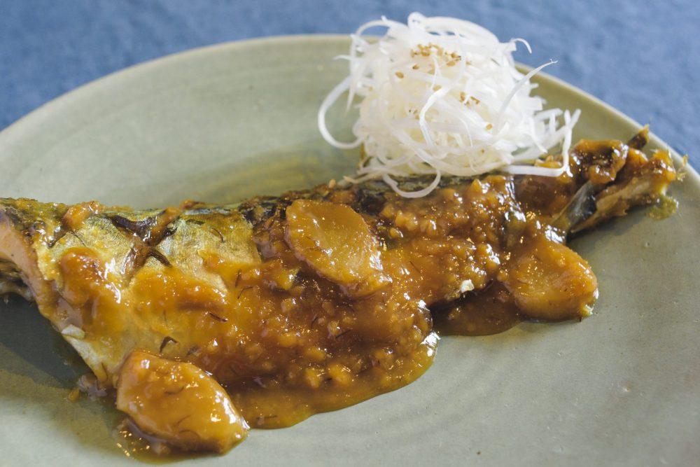 BOYS AND MEN ボイメン 小林豊 ゆたクッキング CanCam 和食 サバの味噌煮 完成