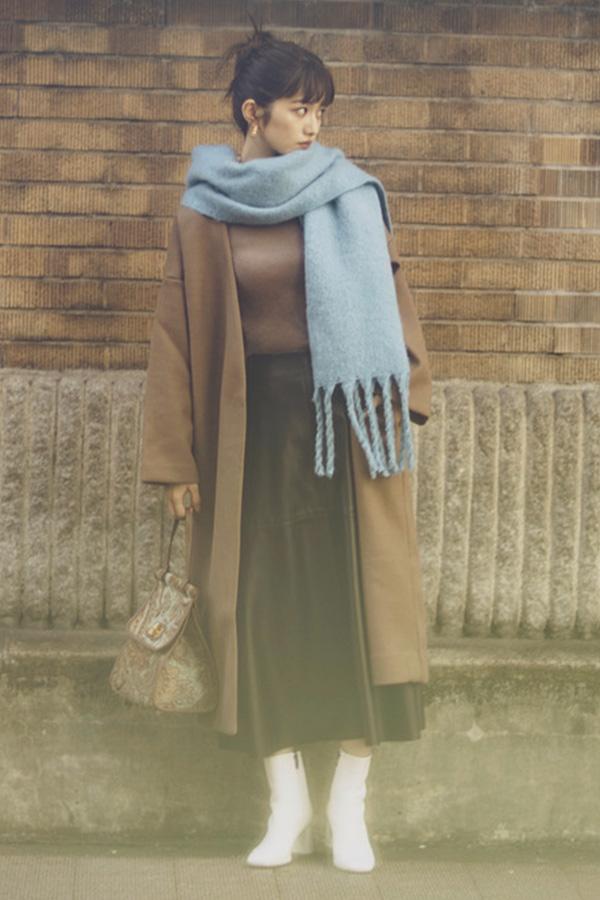リモートの機会が増えたから 通勤・休日両方いけるコートを〝相棒〟にしてみる。