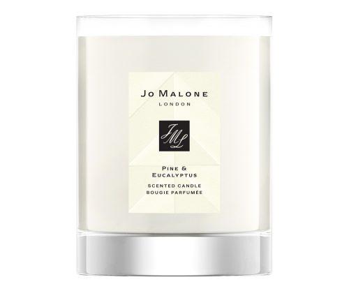 JO MALONE LONDON(ジョー マローン ロンドン)/パイン & ユーカリプタス トラベル キャンドル(¥5,100)
